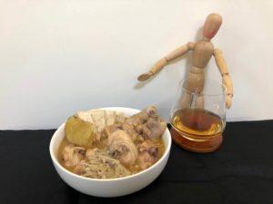 簡單料理之麻油雞