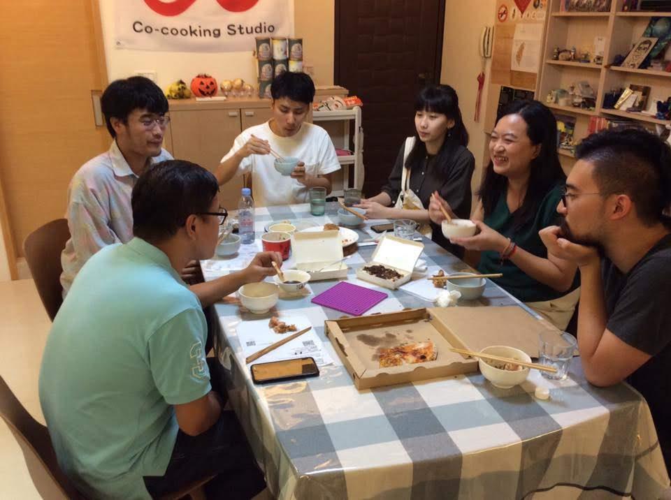 【台北】改造型都市出現共享廚房